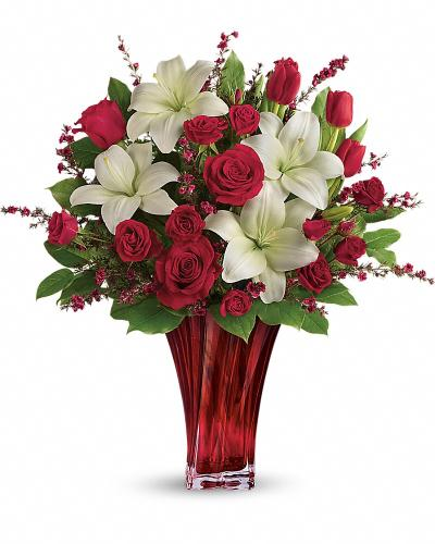 Love\'s Passion Bouquet