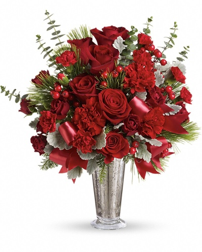 Holiday Touches Bouquet